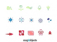 element,simple,graphics,material,sign,icon,snap2objects,mao,green,rose,butterfly,logo,web,kameo,box,circle,star