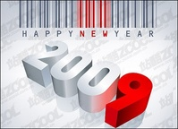 barcode,happy,year