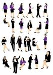 business,woman,businesswoman,silhouette,people,silouhettes,business,business,business,business
