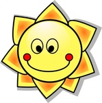 smiling,cartoon,media,clip art,public domain,image,png,svg,sun,sole,hot,summer,smile,happy
