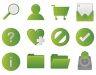 green,icon,rounded,heart,help,kiwi,flavored,flavored!,common,style,six,set,set2,basket,button,circle,communication,envelope,folder,internet,love,online,search,symbol,web 2.0,website