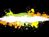 grunge,design,vector,image,yellow,green,orange,background,abstract