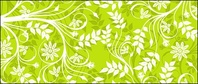 floral,green,background,pattern,leaf,swirl,abstract,element,leaf,swirl,design,element,leaf,swirl,element