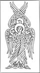 angel,wheel,tetramorph,early psychology,media,clip art,externalsource,public domain,image,png,svg