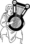 psaltery,musical,instrument,people,man,music,ancient,musical instrument,string instrument,line art,black and white,contour,outline,media,clip art,externalsource,public domain,image,png,svg,wikimedia common,psf,wikimedia common,wikimedia common,wikimedia common