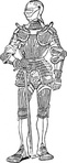 suit,armor,front,sword,knight,plate,media,clip art,externalsource,public domain,image,png,svg
