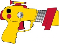 laser,media,clip art,externalsource,public domain,image,png,svg,weapon,ray gun,costume,space,scifi,uspto,toy,gun