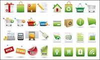 exquisite,shopping,category,icon,vector,material
