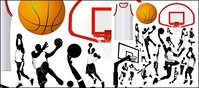 basketball,element,theme