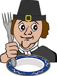 hungry,pilgrim