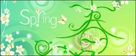 spring,theme,material,butterfly,flower,vine,green,vector,butterfly,flower,vine,design,butterfly,flower,vine