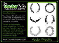 vector,wreath