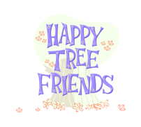 Happy,Tree,Friends