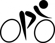 olympic,sport,cycling,road,pictogram