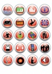 music,nightlife,icon,tape,vu,meter,mic,dj,ipod,speaker,audio,border,bus,button,circle,equipment,letter,night,note,party,people,scissors,t-shirt,water,web,web element