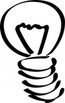 lightbulb,sketch