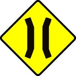 leomarc,caution,bridge,sign,traffic,roadsign