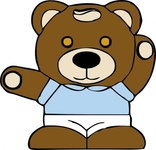 teddy,bear,media,clip art,externalsource,public domain,image,png,svg,toy,doll,teddy bear,uspto