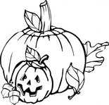 pumpkin,black,white,media,clip art,externalsource,public domain,image,png,svg,food,vegetable,jack o lantern,halloween