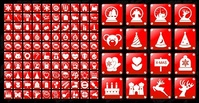 simple,christmas,icon,material