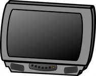 small,flat,panel,television