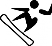 olympic,sport,snowboarding,pictogram