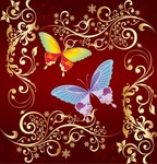 butterfly,flower,nature,ornament,floral,animals,backgrounds & banners,buildings,celebrations & holidays,christmas,decorative & floral,design elements,fantasy,food,grunge & splatters,heraldry,free vector,icons,map,misc,mixed,music,nature,ornament,ornament