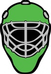 hockey,baseball,racer,mask,sport,goalie,outline