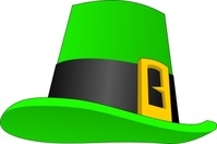 clothing,topper,clothes,hat,green,st_patricks_day,st_patrick,leprechaun,color,holiday