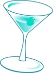 glass,drink,media,clip art,how i did it,public domain,image,png,svg,alcohol,martini,olive,party