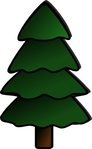 harmonic,tree,christmas,xmas,christmas tree,plant,green,conifer,fir,spruce,map,geography,cartography,terrain,cartoon