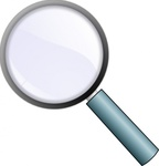 magnifying,glass,magifying,media,clip art,public domain,image,svg