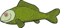 green,fish,media,clip art,externalsource,public domain,image,png,svg,animal,ocean,uspto