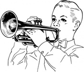 playing,cornet,people,boy,music,musical instrument,brass instrument,line art,black and white,contour,outline,media,clip art,externalsource,public domain,image,png,svg,wikimedia common,psf,wikimedia common,wikimedia common,wikimedia common