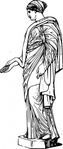 hygieia,ancient,greek,art,mythology,health,sculpture,statue,meyers,media,clip art,externalsource,public domain,image,png,svg,wikimedia common,wikimedia common,wikimedia common,wikimedia common