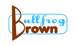 Bullfrog,Brown
