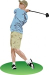 golf,driver,swing,clip