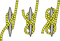 tying,knot,rope,sailing