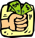 fist,full,money