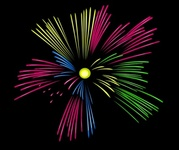 mulit,colour,firework,night,celebration,party,firework,firework