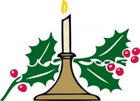christmas,candle,media,clip art,externalsource,public domain,image,png,svg,holly,holiday