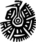 ancient,mexico,motif,art,bird,media,clip art,externalsource,public domain,image,png,svg