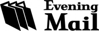 evening,mail,logo