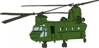 chinook,helicopter,military,army,media,clip art,public domain,image,png,svg