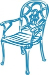 blue,chair,media,clip art,public domain,image,png,svg,furniture,garden