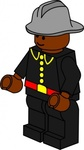 pitr,lego,town,fireman,people,toy,figure,minifig,job,media,clip art,public domain,image,png,svg
