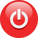 power,button,remix,icon,design,interface,switch,off,red,glossy,toggle,webdesign