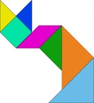 tangram,sign,colouring book,game