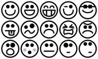 outline,smiley,icon