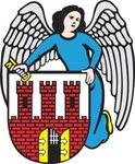 torun,coat,arm,coat of arm,poland,castle,tower,gate,angel,key